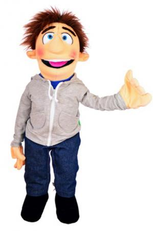 Living Puppets Handpuppe 65cm W759 Mr. Sunday