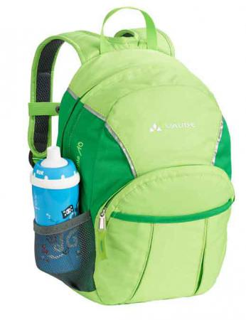 Vaude Kinderrucksack MINNIE 10 Grass Apple Green